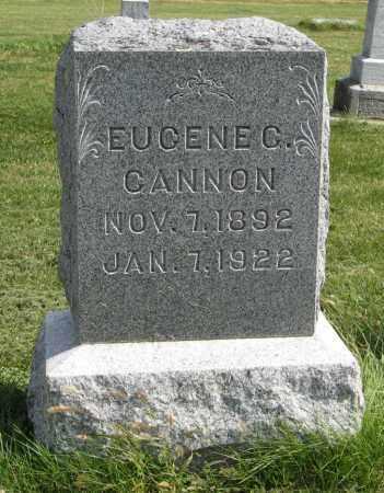 GANNON, EUGENE G. - Cuming County, Nebraska | EUGENE G. GANNON - Nebraska Gravestone Photos
