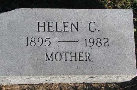 GRIFFITH, HELEN C. - Cuming County, Nebraska | HELEN C. GRIFFITH - Nebraska Gravestone Photos