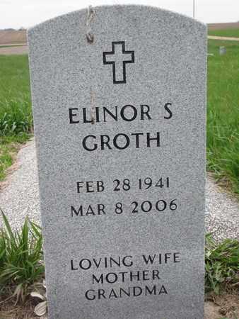 GROTH, ELINOR SUE - Cuming County, Nebraska   ELINOR SUE GROTH - Nebraska Gravestone Photos