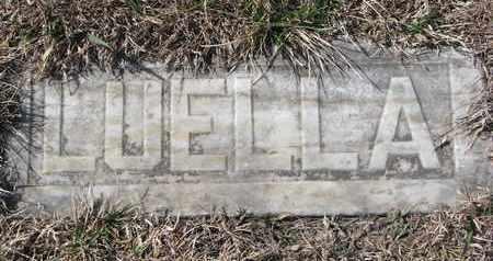 HERMAN, LUELLA - Cuming County, Nebraska | LUELLA HERMAN - Nebraska Gravestone Photos