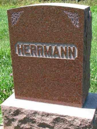 HERRMANN, PLOT - Cuming County, Nebraska   PLOT HERRMANN - Nebraska Gravestone Photos