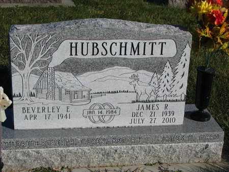 HUBSCHMITT, BEVERLEY E. - Cuming County, Nebraska | BEVERLEY E. HUBSCHMITT - Nebraska Gravestone Photos