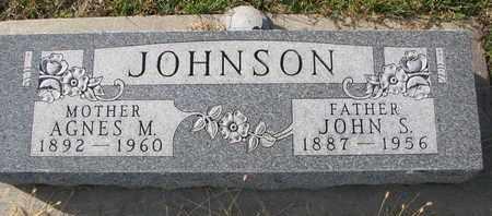 JOHNSON, JOHN S. - Cuming County, Nebraska | JOHN S. JOHNSON - Nebraska Gravestone Photos
