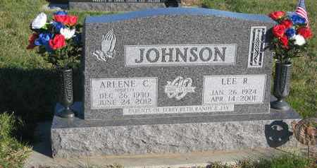 JOHNSON, ARLENE C. - Cuming County, Nebraska | ARLENE C. JOHNSON - Nebraska Gravestone Photos
