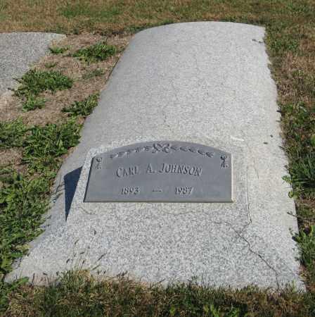 JOHNSON, CARL A. - Cuming County, Nebraska | CARL A. JOHNSON - Nebraska Gravestone Photos