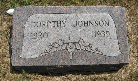 JOHNSON, DOROTHY - Cuming County, Nebraska | DOROTHY JOHNSON - Nebraska Gravestone Photos