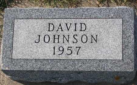 JOHNSON, DAVID - Cuming County, Nebraska   DAVID JOHNSON - Nebraska Gravestone Photos