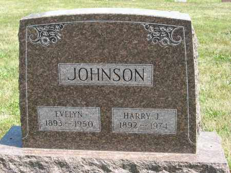 JOHNSON, EVELYN - Cuming County, Nebraska | EVELYN JOHNSON - Nebraska Gravestone Photos