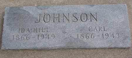 JOHNSON, CARL - Cuming County, Nebraska | CARL JOHNSON - Nebraska Gravestone Photos