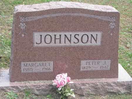 JOHNSON, MARGARET - Cuming County, Nebraska | MARGARET JOHNSON - Nebraska Gravestone Photos
