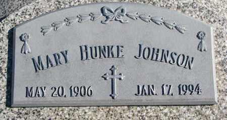 JOHNSON, MARY - Cuming County, Nebraska | MARY JOHNSON - Nebraska Gravestone Photos