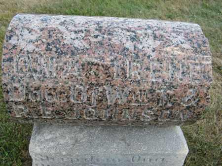 JOHNSON, ONA IRENE - Cuming County, Nebraska   ONA IRENE JOHNSON - Nebraska Gravestone Photos