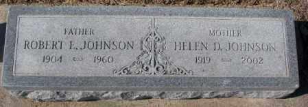 JOHNSON, ROBERT E. - Cuming County, Nebraska   ROBERT E. JOHNSON - Nebraska Gravestone Photos
