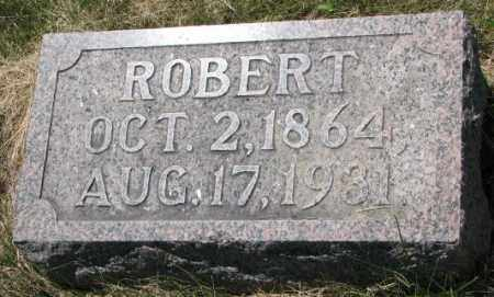 JOHNSON, ROBERT - Cuming County, Nebraska | ROBERT JOHNSON - Nebraska Gravestone Photos