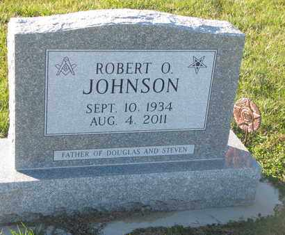 JOHNSON, ROBERT O. - Cuming County, Nebraska | ROBERT O. JOHNSON - Nebraska Gravestone Photos