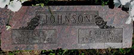 JOHNSON, SUSIE - Cuming County, Nebraska   SUSIE JOHNSON - Nebraska Gravestone Photos
