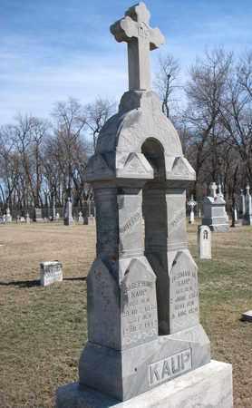 KAUP, JOSEPHINE - Cuming County, Nebraska | JOSEPHINE KAUP - Nebraska Gravestone Photos