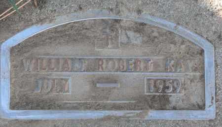 KAY, WILLIAM ROBERT - Cuming County, Nebraska | WILLIAM ROBERT KAY - Nebraska Gravestone Photos