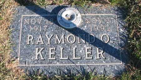 KELLER, RAYMOND O. - Cuming County, Nebraska | RAYMOND O. KELLER - Nebraska Gravestone Photos