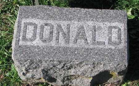 KLOKE, DONALD C. (CLOSE UP) - Cuming County, Nebraska | DONALD C. (CLOSE UP) KLOKE - Nebraska Gravestone Photos