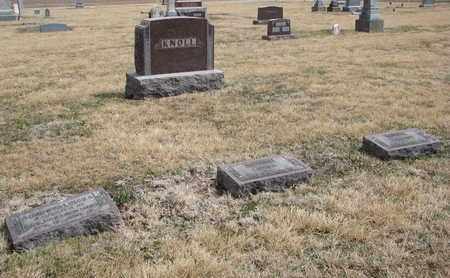 KNOLL, (FAMILY PLOT) - Cuming County, Nebraska   (FAMILY PLOT) KNOLL - Nebraska Gravestone Photos