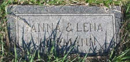 LIERMANN, ANNA - Cuming County, Nebraska | ANNA LIERMANN - Nebraska Gravestone Photos