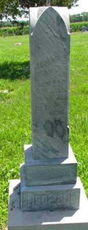 LIERMANN, JOHAN F. - Cuming County, Nebraska | JOHAN F. LIERMANN - Nebraska Gravestone Photos