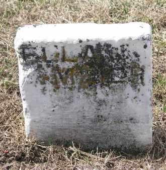 MEIER, ELLA - Cuming County, Nebraska | ELLA MEIER - Nebraska Gravestone Photos