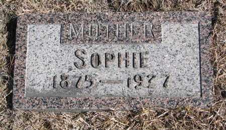 MEYER, SOPHIE - Cuming County, Nebraska   SOPHIE MEYER - Nebraska Gravestone Photos