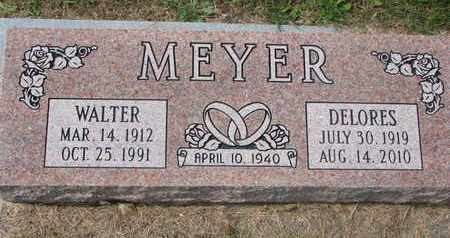 MEYER, DELORES - Cuming County, Nebraska | DELORES MEYER - Nebraska Gravestone Photos