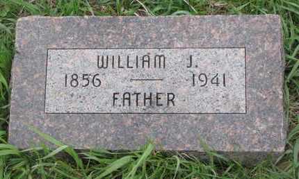 MEYER, WILLIAM J. - Cuming County, Nebraska | WILLIAM J. MEYER - Nebraska Gravestone Photos
