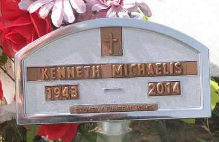 MICHAELIS, KENNETH - Cuming County, Nebraska | KENNETH MICHAELIS - Nebraska Gravestone Photos
