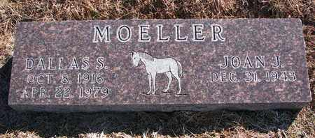 MOELLER, JOAN J. - Cuming County, Nebraska | JOAN J. MOELLER - Nebraska Gravestone Photos