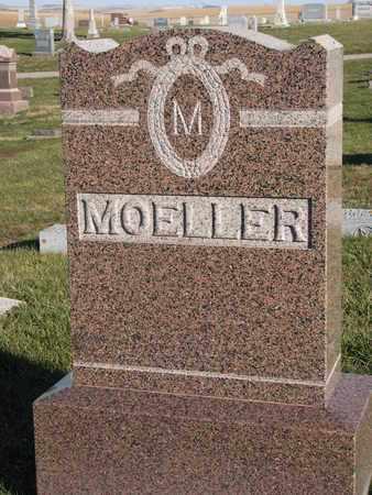 MOELLER, (FAMILY MONUMENT) - Cuming County, Nebraska | (FAMILY MONUMENT) MOELLER - Nebraska Gravestone Photos