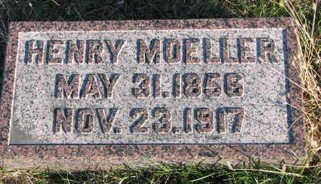 MOELLER, HENRY - Cuming County, Nebraska | HENRY MOELLER - Nebraska Gravestone Photos