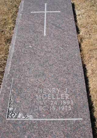 MOELLER, HENRY J. - Cuming County, Nebraska | HENRY J. MOELLER - Nebraska Gravestone Photos