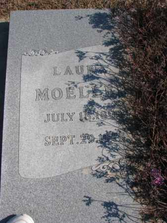 MOELLER, LAURA - Cuming County, Nebraska | LAURA MOELLER - Nebraska Gravestone Photos