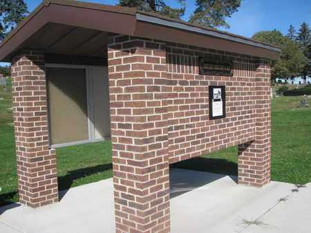 *MOUNT HOPE, ROSTER - Cuming County, Nebraska | ROSTER *MOUNT HOPE - Nebraska Gravestone Photos