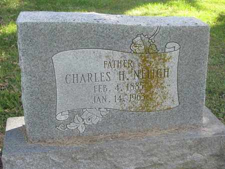 NELIGH, CHARLES H. - Cuming County, Nebraska | CHARLES H. NELIGH - Nebraska Gravestone Photos