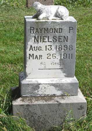 NIELSEN, RAYMOND P. - Cuming County, Nebraska | RAYMOND P. NIELSEN - Nebraska Gravestone Photos