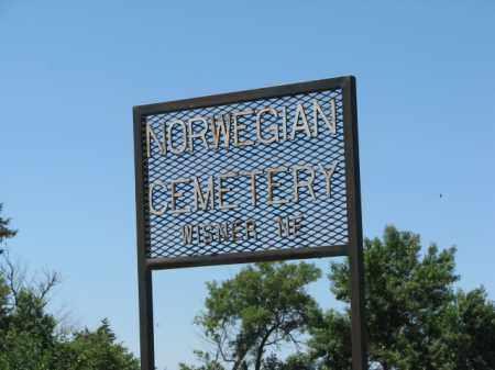 *NORWEGIAN, SIGN - Cuming County, Nebraska | SIGN *NORWEGIAN - Nebraska Gravestone Photos