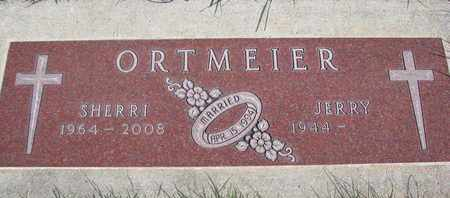 ORTMEIER, JERRY - Cuming County, Nebraska | JERRY ORTMEIER - Nebraska Gravestone Photos