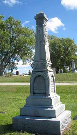 PERSON, ALEXANDER B. - Cuming County, Nebraska | ALEXANDER B. PERSON - Nebraska Gravestone Photos