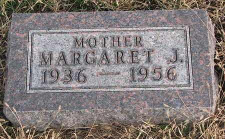 RABE, MARGARET J. - Cuming County, Nebraska | MARGARET J. RABE - Nebraska Gravestone Photos