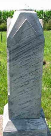 RABE, WILHELM - Cuming County, Nebraska | WILHELM RABE - Nebraska Gravestone Photos