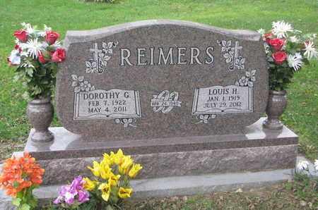 REIMERS, DOROTHY G. - Cuming County, Nebraska | DOROTHY G. REIMERS - Nebraska Gravestone Photos