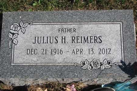 REIMERS, JULIUS H. - Cuming County, Nebraska | JULIUS H. REIMERS - Nebraska Gravestone Photos