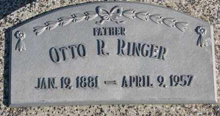 RINGER, OTTO R. - Cuming County, Nebraska   OTTO R. RINGER - Nebraska Gravestone Photos