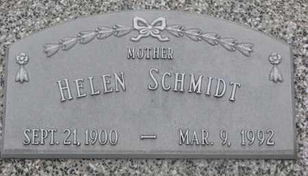 SCHMIDT, HELEN - Cuming County, Nebraska | HELEN SCHMIDT - Nebraska Gravestone Photos