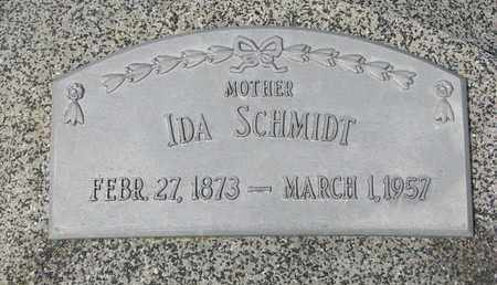 SCHMIDT, IDA #2 - Cuming County, Nebraska | IDA #2 SCHMIDT - Nebraska Gravestone Photos